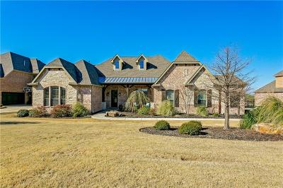 Rockwall Single Family Home Active Contingent: 721 Calm Crest Drive