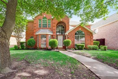 Plano Single Family Home For Sale: 6308 W Trace Drive