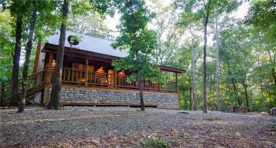 Ardmore, Broken Bow, Burneyville, Duncan, Fort Towson, Grandfield, Healdton, Idabel, Kingston, Leon, Marietta, No City, Ringling, Sallisaw, Seminole, Thackerville, Valliant, Bethel, Cartwright, Moyers, Overbrook Single Family Home For Sale: 155 Mahi Road
