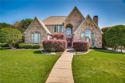 Southlake Single Family Home For Sale: 1100 Brazos Drive