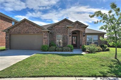 Prosper Single Family Home Active Option Contract: 981 English Ivy Drive