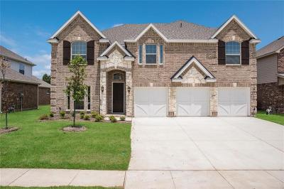 Grand Prairie Single Family Home For Sale: 2640 Grand Colonial Street