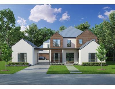 Dallas Single Family Home For Sale: 4425 Pomona Road