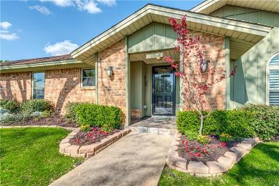 Farmers Branch Single Family Home Active Option Contract: 14304 Southern Pines Drive