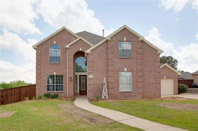 Highland Village Single Family Home Active Contingent: 3114 Calstone Circle