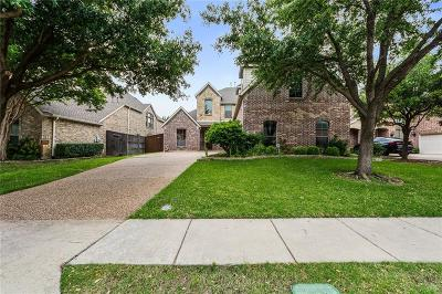 Frisco Single Family Home For Sale: 4693 Glen Heather Drive