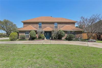 Plano Single Family Home For Sale: 3621 Trinity Lane
