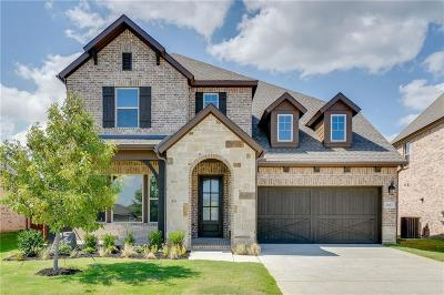 Flower Mound Single Family Home For Sale: 3017 Turnberry Drive