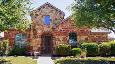 Forney Single Family Home For Sale: 254 Fox Hollow Boulevard