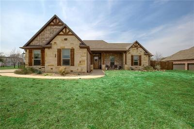 Gunter Single Family Home Active Contingent: 686 Cypress Point Drive