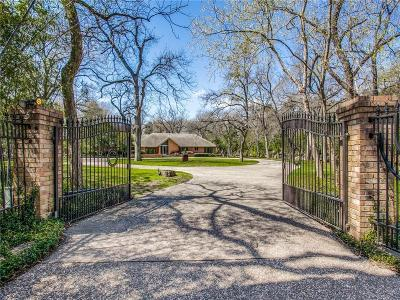 Dallas County Single Family Home For Sale: 626 Rainbow Drive