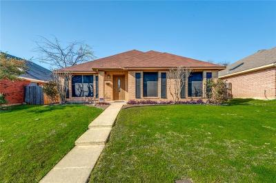 Fort Worth Single Family Home For Sale: 4817 Scots Briar Lane