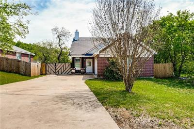 Grand Prairie Single Family Home Active Option Contract: 1742 Avenue E