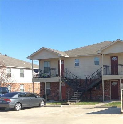 White Settlement Multi Family Home For Sale: 508 Ingram Street