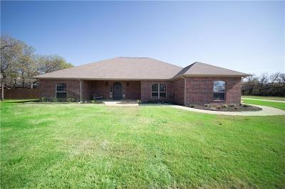 Archer County, Baylor County, Clay County, Jack County, Throckmorton County, Wichita County, Wise County Single Family Home For Sale: 727 Segundo Drive