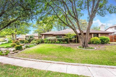 Richardson Single Family Home For Sale: 2805 W Prairie Creek Drive