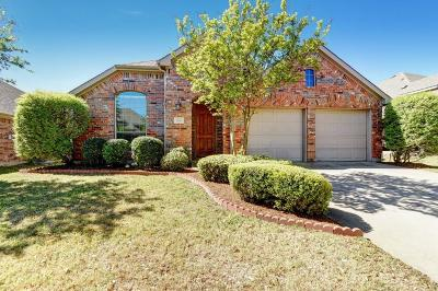 Melissa Single Family Home Active Option Contract: 2616 Katie Trail