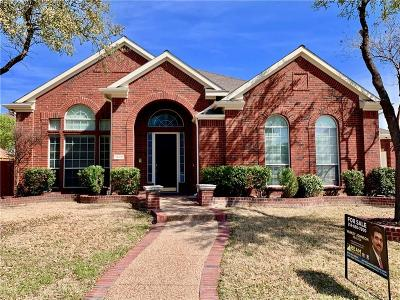 Carrollton Single Family Home For Sale: 1108 Apache Lake Drive