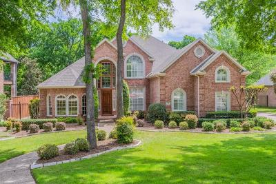 Coppell Single Family Home For Sale: 22 Winding Hollow Lane