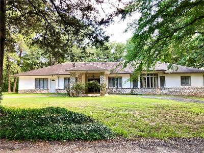 Wills Point Single Family Home For Sale: 7087 Vz County Road 2120