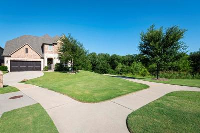 Allen Single Family Home For Sale: 1800 Audubon Pond Way