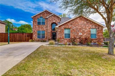 Rockwall Single Family Home For Sale: 400 Geary Drive