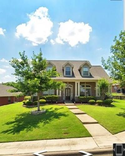 Rockwall Single Family Home For Sale: 1547 Parkside Circle