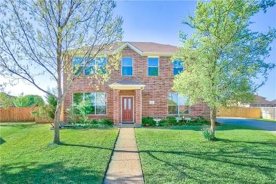Midlothian Single Family Home Active Option Contract: 2009 Pintail Court