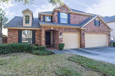 Lewisville Single Family Home Active Contingent: 2794 Vista View Drive