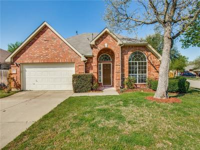 Corinth Single Family Home For Sale: 1101 Wentwood Drive