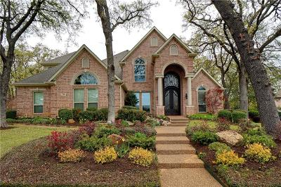 Southlake Single Family Home Active Option Contract: 710 Malton Lane