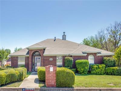 Fort Worth Single Family Home For Sale: 10513 Lone Pine Lane