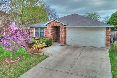 Justin Single Family Home Active Option Contract: 1809 Riverchase Lane