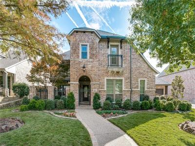 Frisco Single Family Home For Sale: 4919 Stillwater Trail