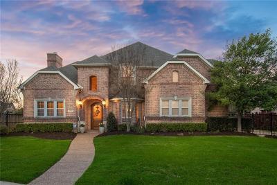 Southlake Single Family Home For Sale: 1300 Montgomery Lane