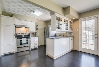 Richardson Single Family Home Active Option Contract: 703 Dover Drive