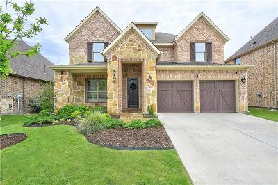 The Colony Single Family Home For Sale: 3709 Canterbury