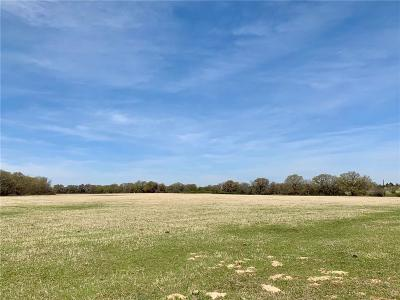 Wise County Farm & Ranch For Sale: Tbd Cr 1475