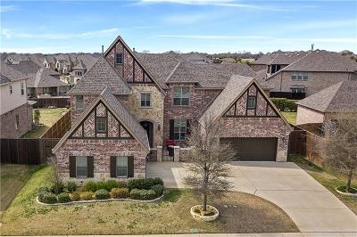 Rockwall Single Family Home For Sale: 564 Featherstone Drive
