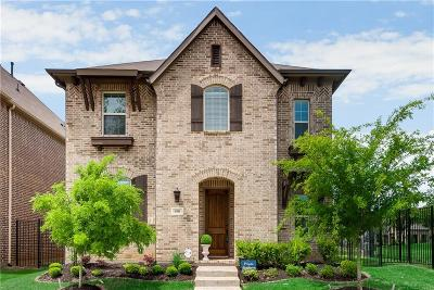 Coppell Single Family Home For Sale: 550 Evergreen Drive