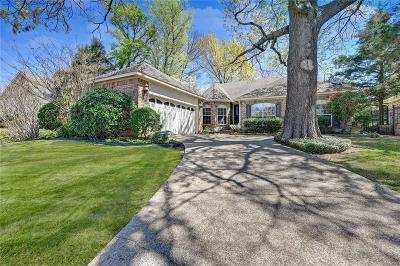 Single Family Home Active Option Contract: 5707 Yacht Club Drive