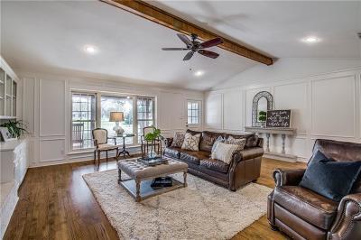 Prosper Single Family Home For Sale: 20a Rhea Mills Circle