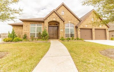 Galveston County, Harris County Single Family Home Active Option Contract: 10603 William Pass Lane
