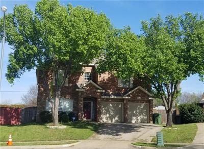 Garland Single Family Home For Sale: 2502 Younger Court