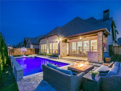 Frisco Single Family Home For Sale: 6708 Stallion Ranch Road