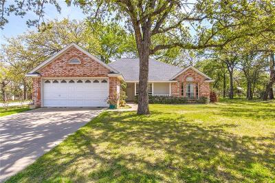 Mineral Wells Single Family Home Active Option Contract: 706 Cedar Street