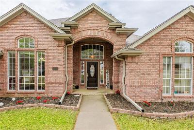 Keller Single Family Home Active Option Contract: 1109 Oak Valley Drive