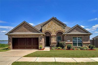 Wylie Single Family Home Active Option Contract: 3204 Blue Haven Way
