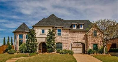 Frisco Single Family Home For Sale: 11476 Altamont Drive