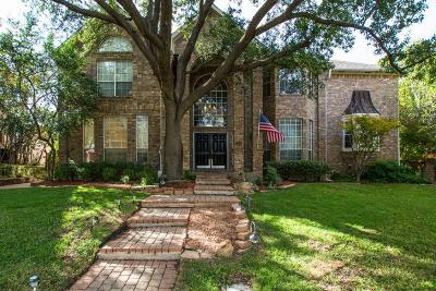 Irving Single Family Home For Sale: 400 Soapberry Circle